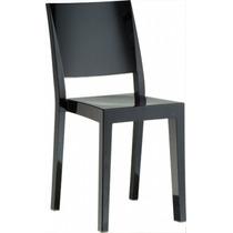 Cadeira Clau Em Policarbonato Transparente ( Promoção )