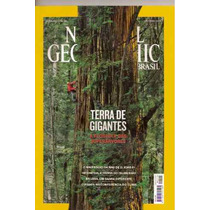 Revista National Geographic Brasil - Terra De Gigantes