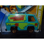 Hot Wheels - Mystery Machine (scooby-doo)