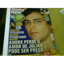 Revista Minha Novela Nº323 Nov05 Belíssima Alma Gêmea