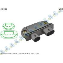 Modulo De Ignição Corsa Kadett Monza S10 2t + 4t