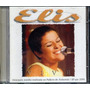 Cd Elis Regina - Elis Vive (ao Vivo Pálacio Do Anhembi 1979)