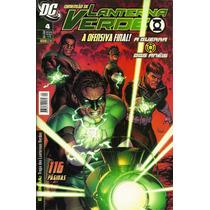 Lanterna Verde # 04 - Panini - Dc Comics - Bonellihq Cx 96
