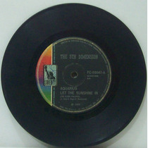 Compacto Vinil The 5th Dimension - Aquarius - Let The Sunshi