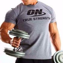 Camisa Optimum Nutrition -original Importado- Tamanho Gg