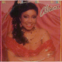 Alcione Lp Da Cor Do Brasil 1984