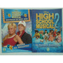 Livros High School Musical - Volume 1 E 2 - Disney