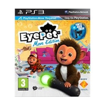 Ps3 * Eyepet Move Em Portugues * Rj * Eye Pet