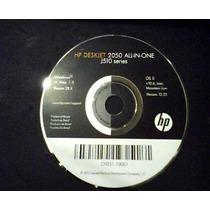 Cd Hp Deskjet 2050 All-in-one J510 Series