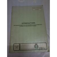 Livro - Citricultura
