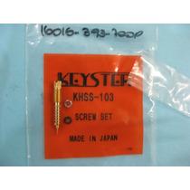 Parafuso Regulagem Ar Xr200 Crf230f Xr400 Cb550 Keyster Hond
