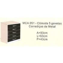 Comoda 05 Gavetas Mca 051 E Sapateira