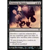 X4 Permuta Do Túmulo / Grave Exchange