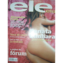 Revista Ele & Ela Ano Renata Banhara Ed.393