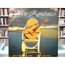 Vinil / Lp - Sebastião Idelfonso - Violão Romântico - 1985