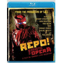 Repo! The Genetic Opera (import) Blu-ray Novo Lacrado