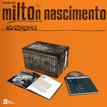 Fascículo - Milton Nascimento - Coleção Abril -