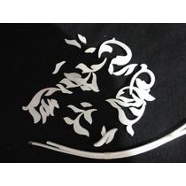 Marcação Inlays Jem Floral Steve Vai 30 Peças Pearloid