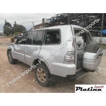 Sucata Mitsubishi Pajero Full 2008 Peças Motor Cambio Lata