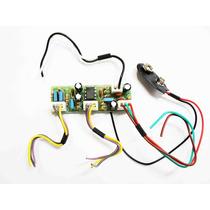 Kit Pré-amplificador Circuito Ativo P/ Contra Baixo- Cp500sp