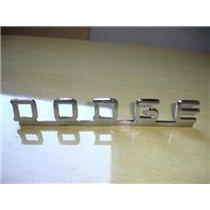 Emblema Dodge Camionete E Caminhão