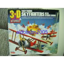 * Mini Game Skyfighters 3d Decada 1980 * Único *