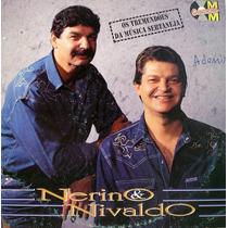 Vinil/lp - Nerino E Nivaldo - Que Saudade Dela - 1993