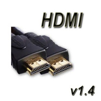 Cabo Hdmi 2 Metros V1.4 Full Hd Playstation 3 Ps3 Xbox Tv