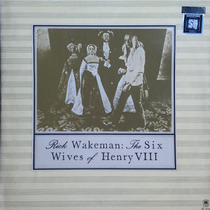Lp Vinil - Rick Wakeman: The Six - Wives Of Henry Viii
