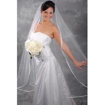 Véu Longo De Noiva Personalizado - Lançamento Casa Vians