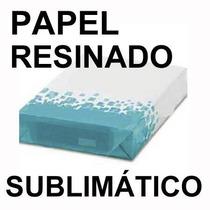 Papel Sublimatico 90gr Alta Definição (transfer) 500 Folhas