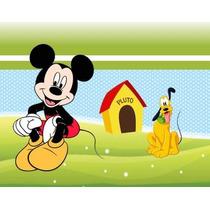 Kit Festa Mickey Mouse Aniversários +frete Grátis Ref 003