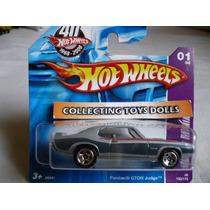 Hot Wheels (296) Pontiac Gto Judge - Collecting Toys Dolls