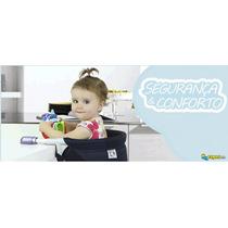 Cadeira De Alimentação Sapeca Kids- Frete Grátis