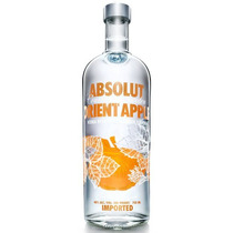 Vodka Absolut Orient Apple 1 Litro