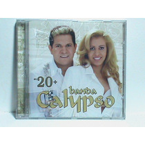 Cd - Banda Calypso - As 20 + (novo, Original E Lacrado)