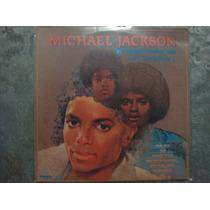 Lp - Michael Jackson - 16 Original Greatest Hits With......
