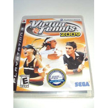 Virtua Tennis 2009 Original Lacrado Playstation 3