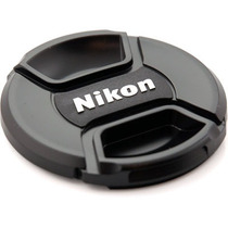 Tampa Lente Nikon Frontal 52mm 18-55mm D3100 D5000 D7000