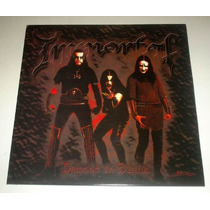 Lp Immortal - Damned In Black - 1° Prens. Numerado - Osmose