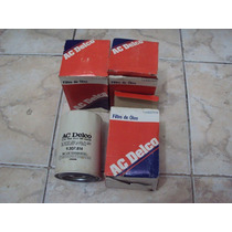 Silverado Gmc 6-100 E 6-150 Filtro Oleo Motor Novo Original