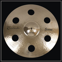Prato Liga B20 - Turkish Cymbals Crash Effect Sirius 18