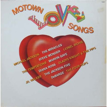 Motown Love Songs Lp Michael Jackson Temptations Marvin Gaye