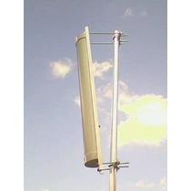 Antena Painel Setorial 17dbi 120° Homologada - Anatel
