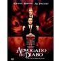 Advogado Do Diabo (dvd) - Otimo Estado Original !