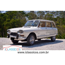 Citroën Ami8 Elysee - Lindo - Perfeito Estado Iclássicos