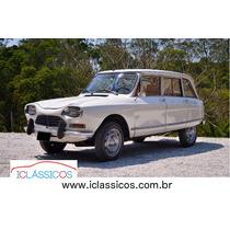 Citroën Ami8 Elysee - Lindo N 2cv