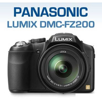 Panasonic Lumix Fz200 Bolsa 16gb E Tripe Fz-200 Full Hd 12mp