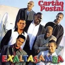 Cd Cartão Postal Exalta Samba
