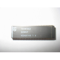 C.i Circuito Integrado Processador Tv Tda8362